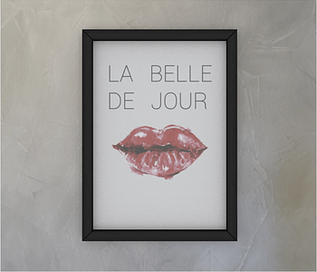 dobra - Quadro - LA BELLE DE JOUR