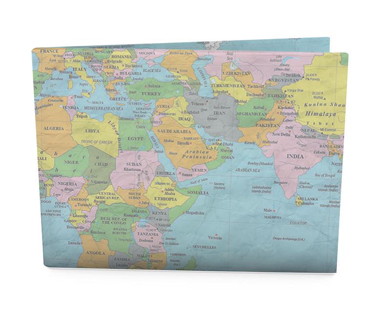 dobra nova classica mapa mundi