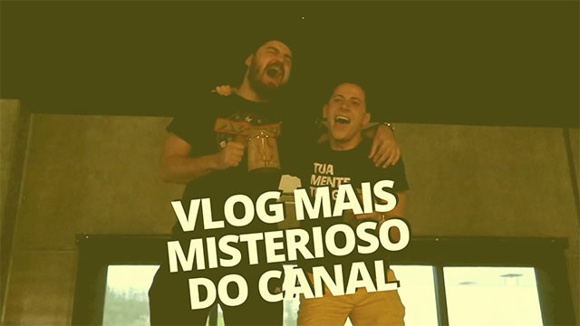 video youtube - vlog misterioso