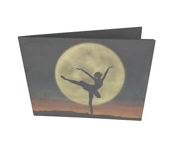 dobra - Nova Carteira Clássica - Ballet Shadow
