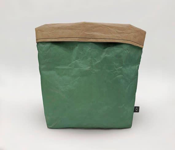 dobra cachepo lisa verde escura
