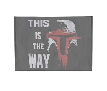 dobra - Porta Cartão - This is the way - Mandalorian / Star Wars