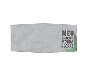 dobra - Nova Carteira Clássica - MEU DINHEIRO MINHAS REGRAS
