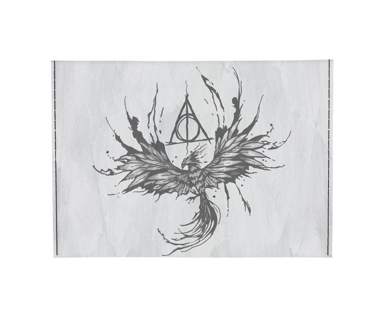 dobra - Porta Cartão - Deathly Hallows