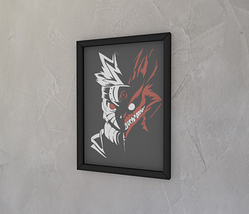 dobra - Quadro - Monster Fox