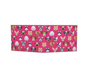 dobra - cachorrinhos rosa