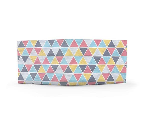 dobra nova classica azulejos triangulares coloridos