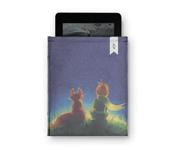 dobra - Capa Kindle - O Príncipe e a Raposa