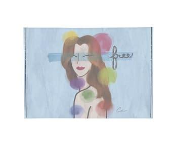 dobra - Porta Cartão - Free Woman