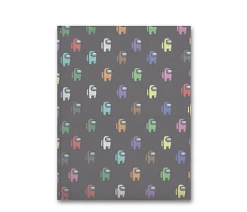 dobra - Capa Notebook - Crewmate