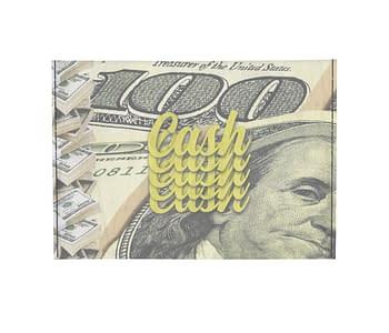 dobra - Porta Cartão - Dólar