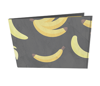 dobra - Carteira Old is Cool - banana black
