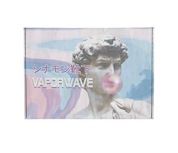 dobra - Porta Cartão - Vaporwave