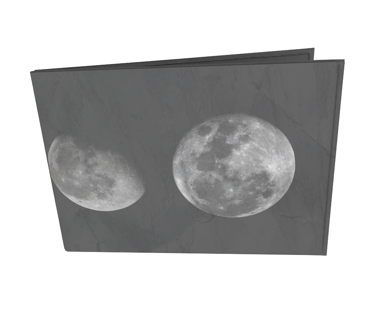dobra - Carteira Old is Cool - Espetáculo lunar