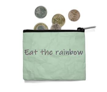 dobra - Porta Moedas - Eat the rainbow!