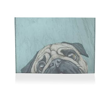 dobra porta cartao tina the pug