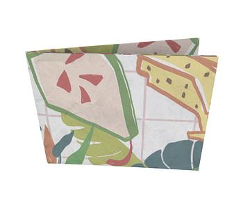 dobra - Nova Carteira Clássica - Salada de Frutas