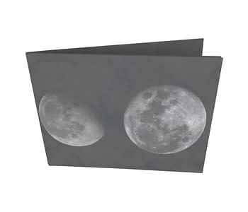 dobra - Nova Carteira Clássica - Espetáculo lunar