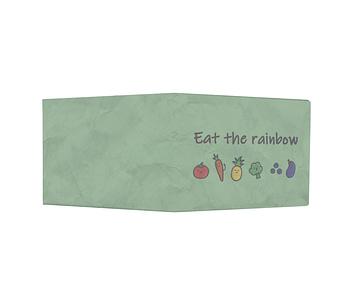 dobra - Nova Carteira Clássica - Eat the rainbow!