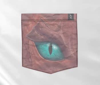 dobra bolso olhos de dragao
