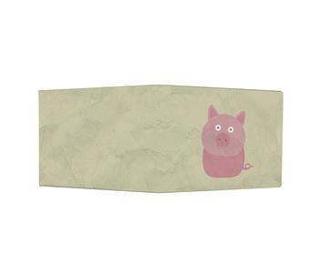 dobra - Nova Carteira Clássica - Little Pig