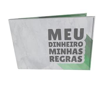 dobra - Carteira Old is Cool - MEU DINHEIRO MINHAS REGRAS