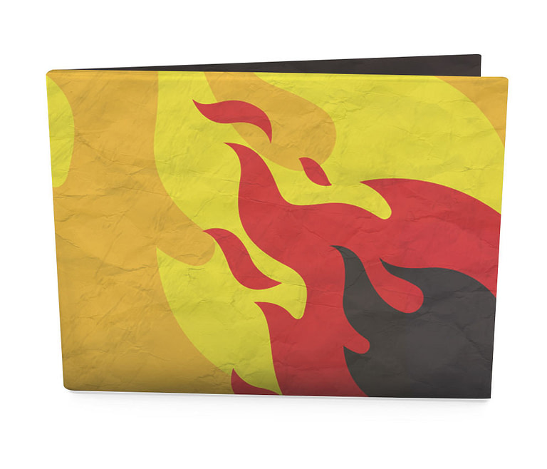nova carteira clássica – fire