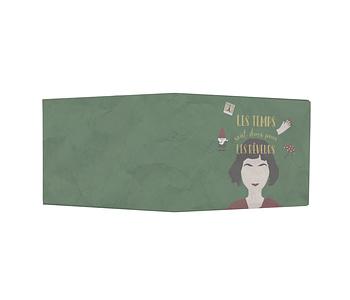 dobra - Nova Carteira Clássica - Amélie Poulain