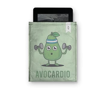 dobra - Capa Kindle - Avocardio: O abacate fitness