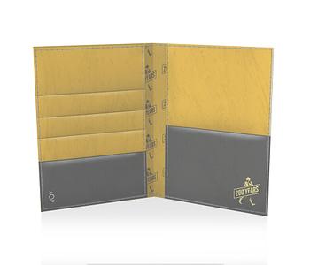 dobra porta passaporte jw amarelo