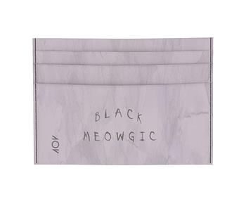 dobra - Porta Cartão - Black Meowgic