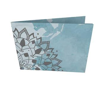 dobra - Nova Carteira Clássica - Mandala