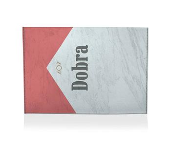 dobra porta cartão carteira de cigarro