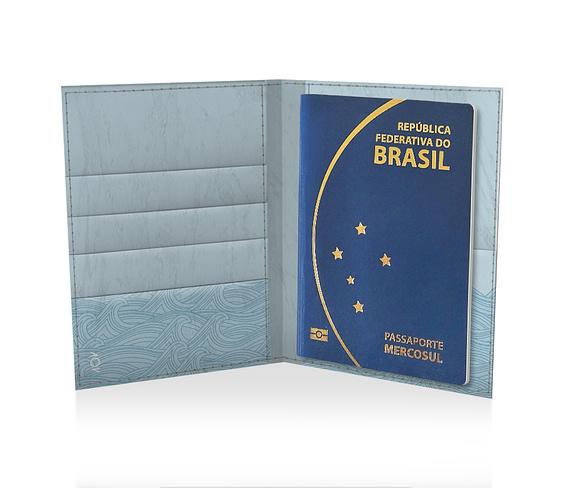 dobra porta passaporte deu onda