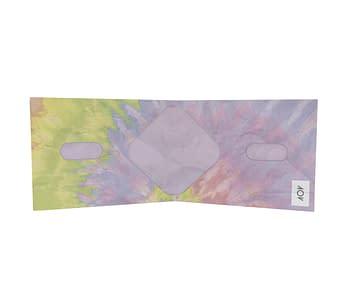 dobra - Nova Carteira Clássica - Tie Dye Pastel