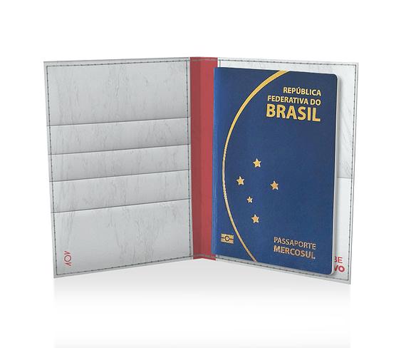 dobra porta passaporte sport club internacional branca