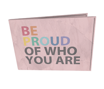 dobra - Carteira Old is Cool - Be Proud Of Who You Are