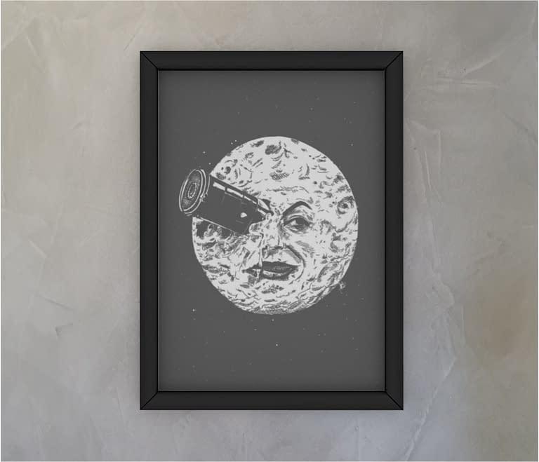 dobra - Quadro - Viagem à Lua
