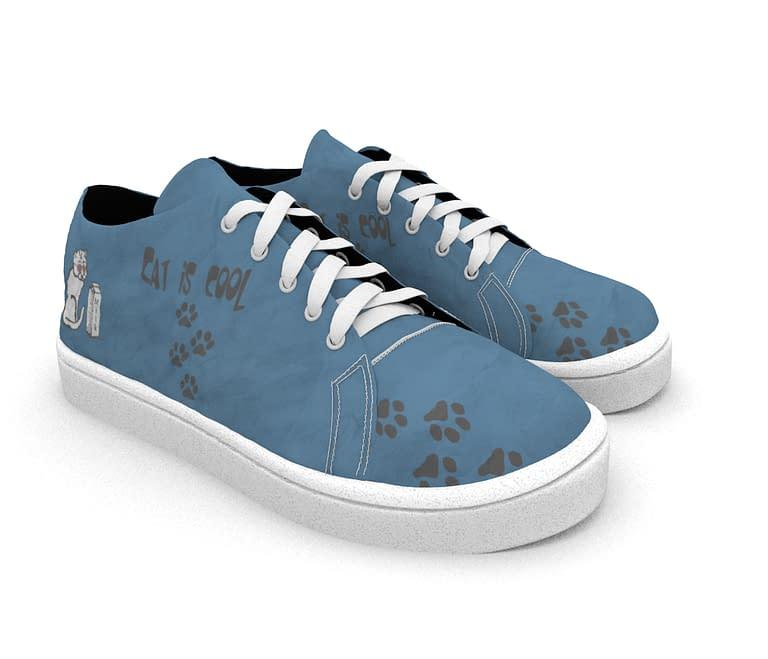 dobra - Tênis - Cat is cool