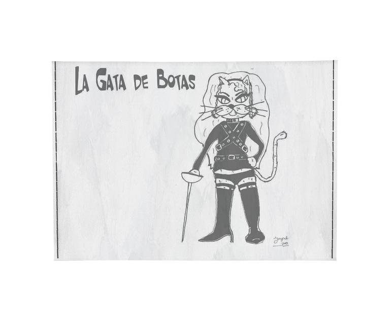 dobra - Porta Cartão - La Gata de Botas