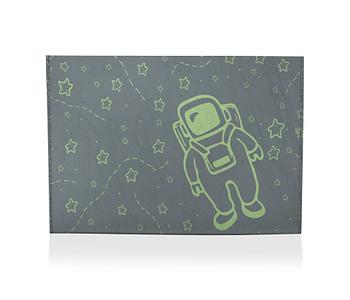 dobra porta cartao astronauta wtf