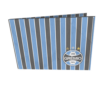 dobra - Carteira Old is Cool - Grêmio | Tricolor tradicional