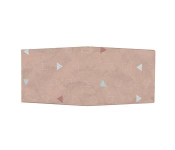 dobra - Nova Carteira Clássica - Delicate Triangles