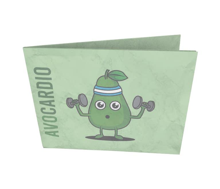 dobra - Nova Carteira Clássica - Avocardio: O abacate fitness