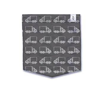 dobra - Bolso - caminhãozinho