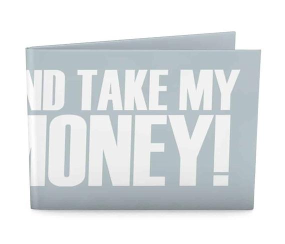 dobra - shut up and take my money