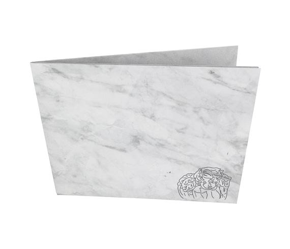 dobra - Nova Carteira Clássica - Anjo sobre mármore