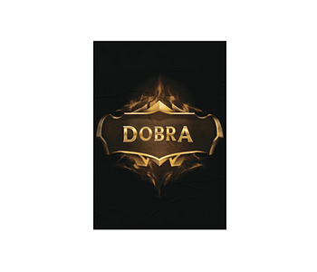 dobra - Lambe Autoadesivo - League of Dobra