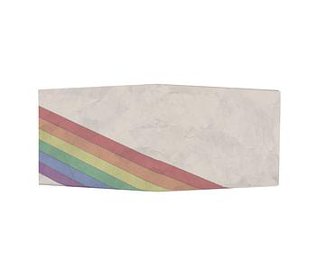 dobra - Nova Carteira Clássica - Pride Creme
