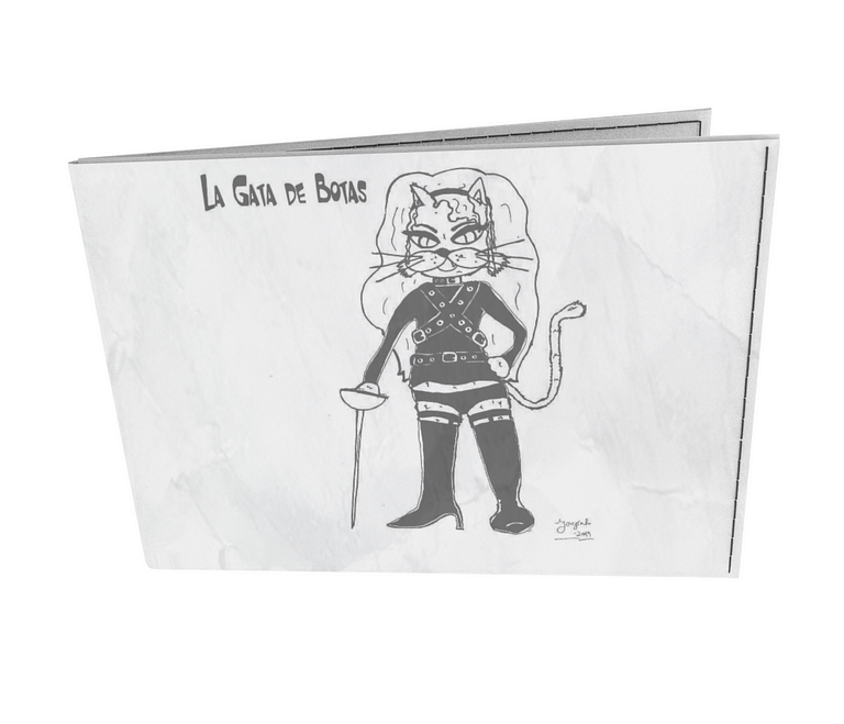 dobra - Carteira Old is Cool - La Gata de Botas